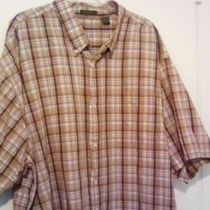 Great Northwest 3XL Shirtsleeve Cotton Shirt